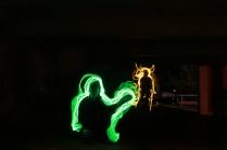 Light Painting #6 2013 Digital Photograph