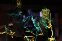 Light Painting #2 2013 Digital Photograph