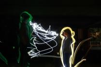 Light Painting #3 2013 Digital Photograph