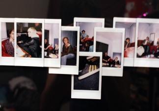 GL@M 2013 Polaroid Collage
