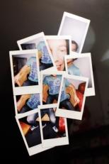 Nathan 2013 Polaroid Collage