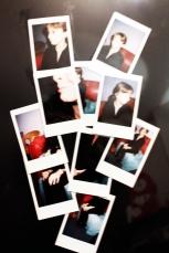 Sophie 2013 Polaroid Collage